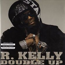 CD Album  R. Kelly Double Up (Strong Languarge) 2007 Zomba
