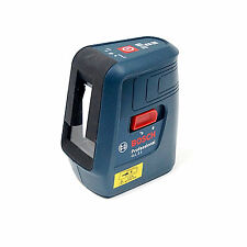 Bosch GLL 3X Professional Self Level Cross 3 Line Laser