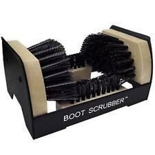 Boot Shoe Brush Cleaner Scraper Snow Mud Muck Work Dirt Clean Scrubber