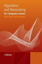 Algorithms and Networking for Computer Games by Jouni Smed and Harri Hakonen...