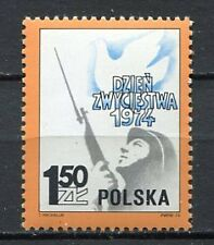 35866) POLAND 1974 MNH** 29th anniversary of victory