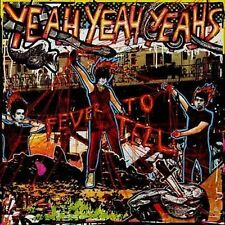 Yeah Yeah Yeahs  Fever to Tell (CD, Apr-2003, Polydor)