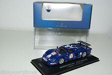 IXO GTM021 MASERATI MC12 GT IMOLA 2004 METALLIC BLUE MINT BOXED