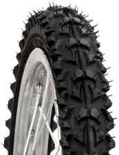 New Cycle Schwinn Big Knobby Bike Tire Black 16 X 1.95-Inch Bicycle Ride Sport .