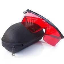 Goggles Laser Eye Protection Safety Glasses Goggle Glass Shield W/ Case QQ-Tech