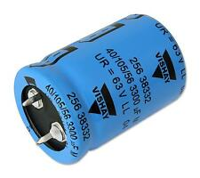 Capacitors - Aluminium Electrolytic - CAP ALU ELEC 4700UF 63V SNAP-IN