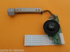 Spindle Disc, Spin Motor + Lens worm Motor  for KEM-410A , PS3   SONY  NEW