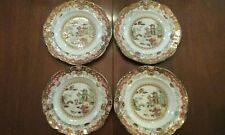 Mason's Patent Ironstone (1830-48) marked Bread & Butter Plates set of 4