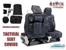 COVERKING TACTICAL KRYPTEK TYPHON CUSTOM SEAT COVERS for CHEVY SILVERADO 1500