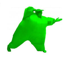 Adult Chub Suit Inflatable Blow Up Color Full Body Costume Jumpsuit Fancy Dress