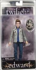 "Twilight movie 1st Edward Cullen 7"" Action Figure with CREST NECA Toys"