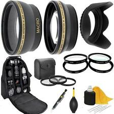 9PC Accessory Kit For Nikon D500 D5300 D5200 D5100 D5000 D3300 D3200 D3100 D3000
