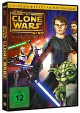 Star Wars - The Clone Wars - Geteilte Galaxie - Dvd - 4 Episoden - ca.87min.