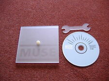 MUSE SHOWBIZ AMERICAN PROMO CD & SPANNER VERY GOOD CONDITION VERY RARE!
