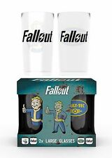 Fallout 4 pair of glasses Vault Tec Pip Boy Vault 111 Official Brand New Gift