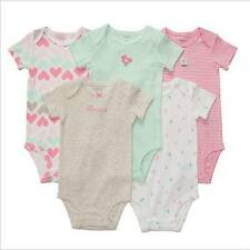 Carter's 5 in 1 Bodysuit GBC -611 - Heart Print  24 months