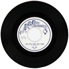"JOE TEX  ""YOU LITTLE BABY FACE THING""   STUNNING LATE 50's CLASSIC   LISTEN!"