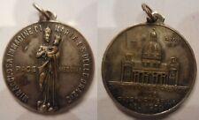 Medaglia Maria SS delle Grazie distrutta terremoto Messina 1908