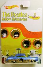 FISH'D N CHIP'D 3/6 THE BEATLES YELLOW SUBMARINE SERIES HOT WHEELS DIECAST 2016