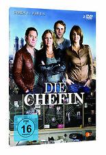 2 DVDs * DIE CHEFIN  | Katharin Böhm # NEU OVP ^