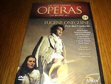 """DVD NEUF """"EUGENE ONEGUINE - Graham VICK"""" Les plus grands operas N°34"""