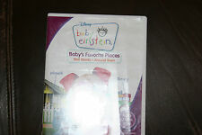 baby einstein dvd- Babys Favorite Places- Little Einsteins Free Shipping