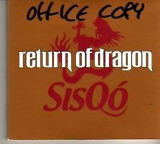(BT101) Sisqo, Return Of Dragon - Explicit Album Sampler - DJ CD