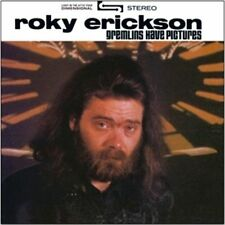 Gremlins Have Pictures by Roky Erickson (Vinyl, Sep-2013, 2 Discs, Light in...