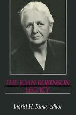 The Joan Robinson Legacy