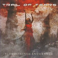 TRAIL OF TEARS - Bloodstained Endurance CD ** Like New / Mint **