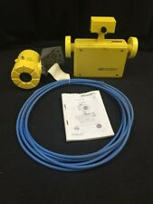 FCI Fluid Components Coriolis Mass Flow Meter CMB-F1A3 & CT-C11AA1B w/Cable