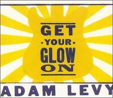 Get Your Glow On [Digipak] by Adam Levy (CD,2003, Lost Wax Records) Brand New