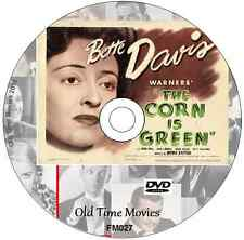 The Corn is Green - Bette Davis, Nigel Bruce  Drama Film Movie on DVD 1945