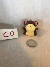 2002 Tomy Micro Pets Hamster Toy GUC