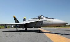 Large Scale Electric F/A-18E 64mm Jolly Roger RC Jet Plane EDF RTF Version