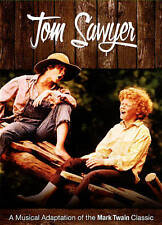 Tom Sawyer - A Musical Adaptation, New DVD, Jeff East, Jodie Foster, Johnny Whit