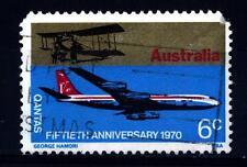 "AUSTRALIA - 1970 - 50° anniversario della ""QUANTAS AIRWAIS"" compagnia"