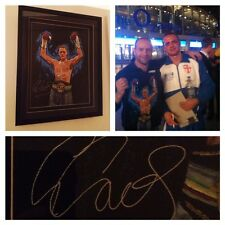 George Groves ~ Signed Original By Patrick J Killian