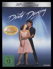 DVD DIRTY DANCING - 25th ANNIVERSARY in 6.1 - PATRICK SWAYZE + JENNIFER GREY NEU