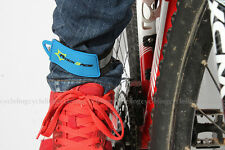Rockbros Bike Cycling Reflective Belt Trouser Ankle Belt Leg Strap Brace Wrap