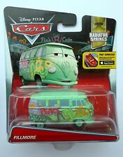 Disney Pixar Cars  FILLMORE  Rare UK Over 100 Cars Listed !!