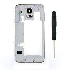 Centrale Boîtier Cadre Réparation Pièces Plaque For Samsung Galaxy S5 G900 Utile