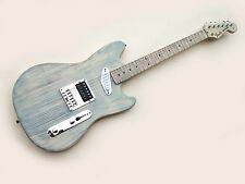 Fender Squire Mustang Telecaster Vintage Relic Guitarra