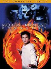 Mortal Combat: Conquest (DVD, 2015, 4-Disc Set) BRAND NEW !  FREE SHIPPING !