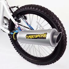 Turbospoke  Bicycle Exhaust System Turn Your Bike Into A Motorcycle Sounds 21865