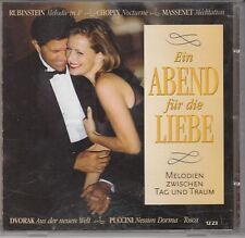 Ein Abend für die Liebe - Melodien zwischen Tag und Traum, CD