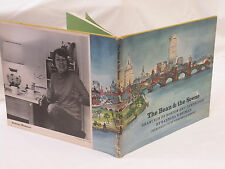 1969 1st Ed HC The Bean & the Scene Drawings Boston/Cambridge Westman