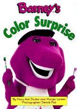 Barney's Color Surprise