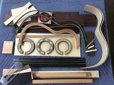 Classical guitar making kit tonewood with serviced ( kit de guitare classique )