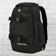 DC Shoes Zaino wolfbred 2 NERO Backpack Board-supporto laptop scomparto notebook